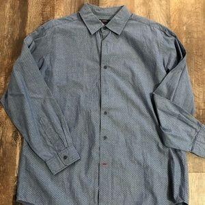 Cremieux Long Sleeve Shirt - XL